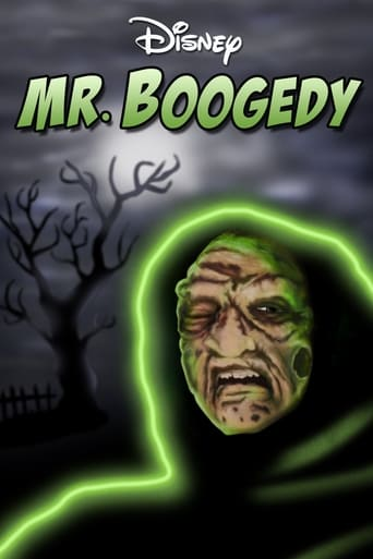 Mr. Boogedy