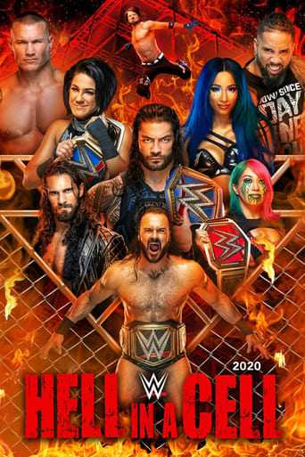 WWE Hell in a Cell 2020
